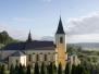 Kościół parafialny i cmentarz