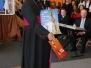 Wizytacja kanoniczna - odwiedziny w Zespole Szkół w Niedźwiadzie Dolnej