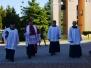 Wizytacja kanoniczna - powitanie i Msza św. 7.00